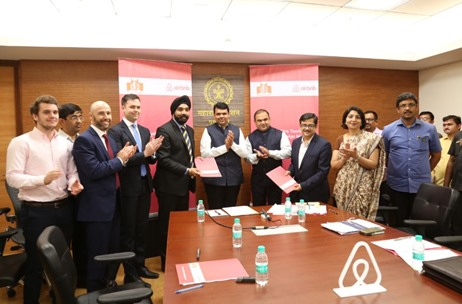 Airbnb Partners Maharashtra Government to Support 'Visit Maharashtra 2017'