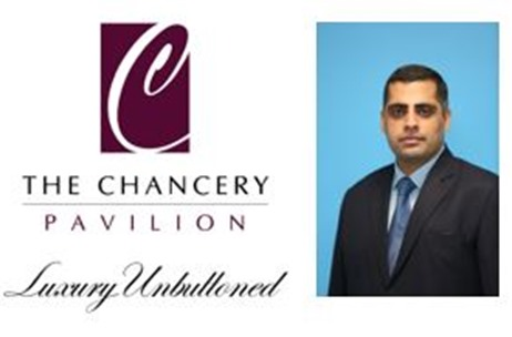 The Chancery Pavilion, Bengaluru Appoints Simarjeet Singh as General Manager