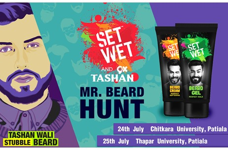 Set Wet is on a Hunt to Find the Man with the Most Perfectly Styled Beard in Punjab