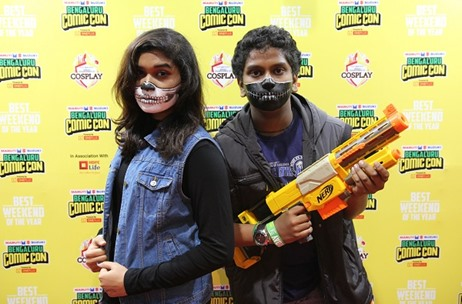 6th Maruti Suzuki Bengaluru Comic Con Powered by One Plus Receives a Tremendous Response from Fans