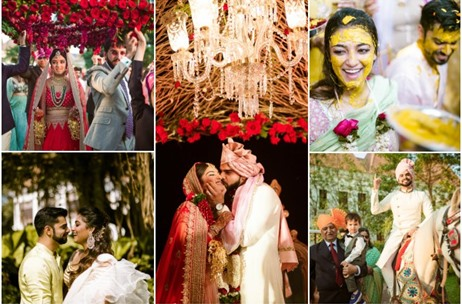 Aashna of Aash Studio Plans Her Own Wedding Flawlessly While Looking all the More Gorgeous!