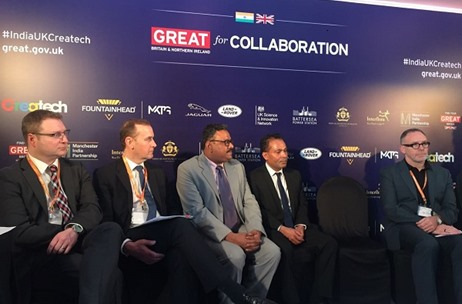 First-ever India – UK Createch Summit Claims to Produce £58M in Commercial Deals