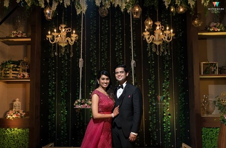 Watermark Event Solutions Plans A Gorgeous Enchanted Forest Reception in Kochi