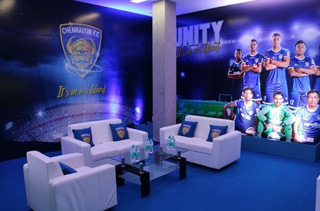 GS Entertainment Executes the Fourth Season of Indian Super League for Chennaiyin FC