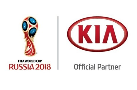 KIA MOTORS Partners 2018 FIFA WORLD CUP RUSSIA