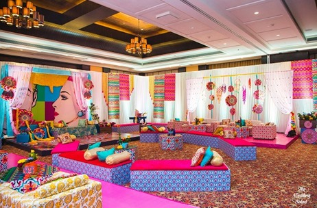 The Royal Elm, Karjat, Decks Up for A Glamorous Wedding