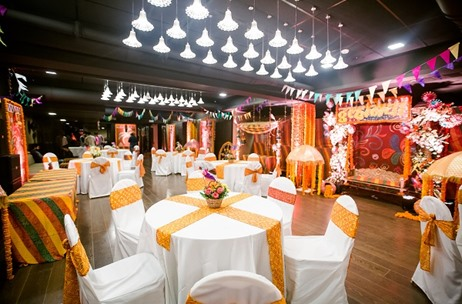 The Leela, Mumbai Decks Up for Wedding by Krayonz Entertainment & Captured by The Photo Diary