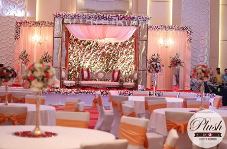 Plush Events and Weddings Creates A Memorable Wedding at Le Meridian, Gurgaon
