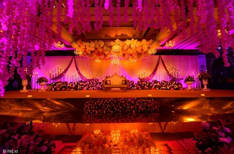 Percept Conceptualises a Sensational Private Wedding Affair in Chennai