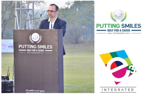 Putting Smiles Golf Tournament Chooses Girl Child Education – A Conversation with Tushar Maheshwari