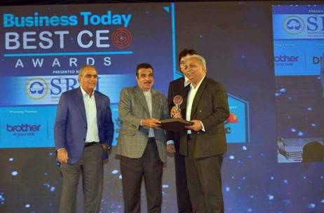 BT MindRush 2019 Announces Winners of Business Today Best CEO Awards