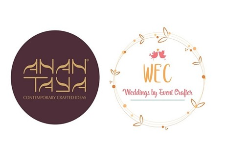 Weddings by Event Crafter Announces New Collaboration with AnanTaya