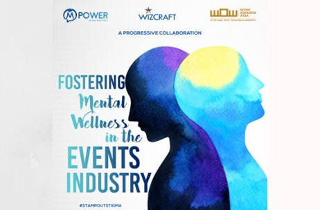 Mpower, Wizcraft & WOW Awards Asia Join Hands To Foster Mental Wellness In The Event Industry