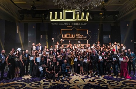 Meet the Winners of WOW Awards Middle East's Debut Edition