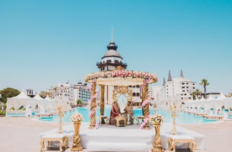Five Reasons to Choose Titanic Mardan Palace, Turkey for your Dream Indian Wedding