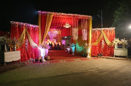 Socialglow Events & MKTG Plans & Executes a Beautiful Wedding at HAL VVIP Guest House, Lucknow