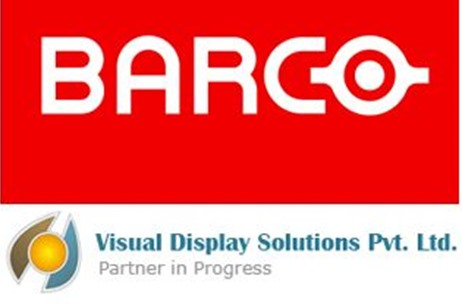 Barco Appoints Visual Display Solutions as National Distribution Partner for ProAV Projector Series