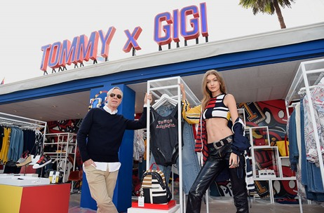 Toast Events to Manage Supermodel Gigi Hadid's Visit to India for Tommy Hilfiger