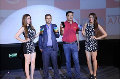 Total Recall executes Lenovo India's A7000 launch in 5 cities