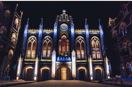 70EMG 'Illuminates' St.Xavier's College for Lakme Fashion Week Grand Finale in Mumbai