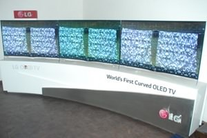 LG promotes its new OLED TV in Delhi by pairing art with technology