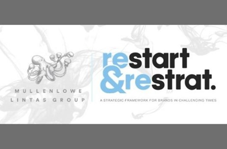 Mullenlowe Lintas Group Launches 'Restart and Restrat' Framework For Brands Amidst Pandemic