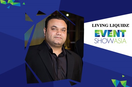 Living Liquidz Joins Event Show Asia - Mumbai 2018 As Presenting Partner