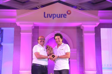 Livpure – Hall of Fame 2.0 Witnesses Sachin Tendulkar Wow the Audience; Executed by CS Direkt