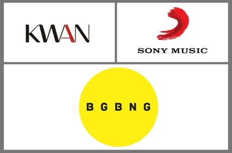 Sony Music & KWAN Announces a new Joint Venture 'Big Bang Music'