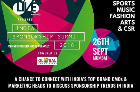 Over 50 Marketing Gurus Set to Speak at the First-ever India Sponsorship Summit by EntCo Media