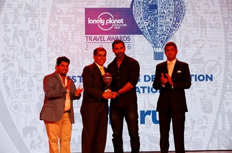 The Best In Travel Felicitated At The Lonely Planet Magazine India Travel Awards 2016