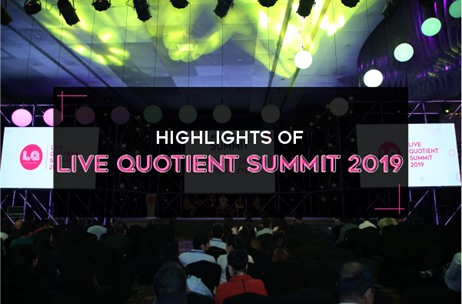 Highlights from the LQ Summit Sessions at the LIVE Quotient Awards 2019