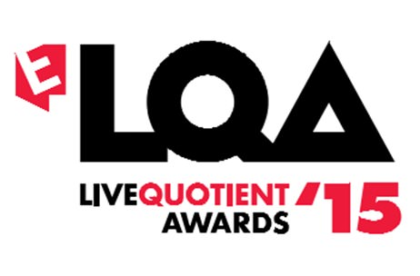 India's top LIVE Entertainers to be announced tomorrow @ LQA'15