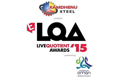Kamdhenu Steel presents LQA 2015, powered by Oman Tourism concludes amidst 1000 industry-folk