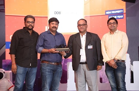 Comic Con India and DDB Mudra Group Clinch Maximum Metals in Event IP Group at #wowAsia2017