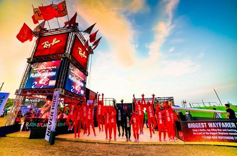 RayBan Connects With Thousands of Fans at #SunburnGoa; Activation by The Yellow Stage
