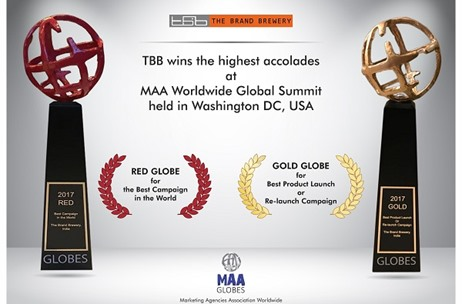 TBB Clinches 'Best Campaign in the World' at MAA Globe Awards for its 'Sehat Ki Chuski' Campaign