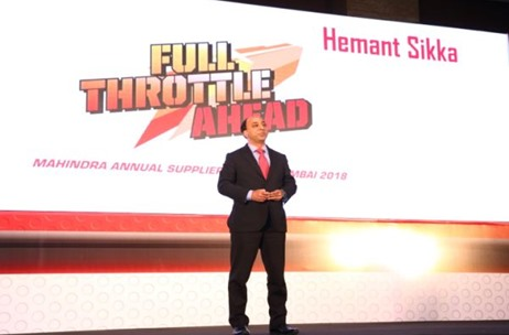 AFP Drives Mahindra To A Top Notch Event