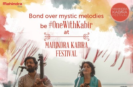 Third Edition of Mahindra Kabira Festival by Mahindra and Teamwork Arts To Celebrate Poet Kabir