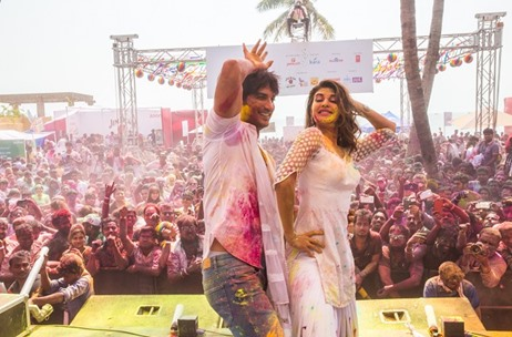Brandwidth Events Creates Colorful Charisma At Zoom Holi Party 2016