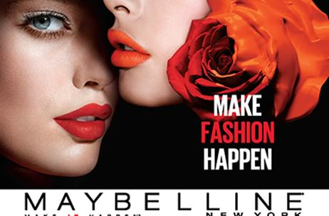 Maybelline New York partners with Amazon India Fashion Week S/S '16 as Associate Sponsor