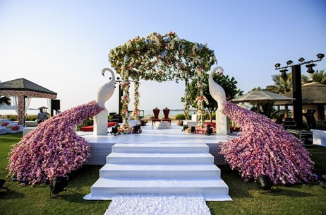 So Summery 11 Mandap Designs Perfect For Scorching Summer Beach