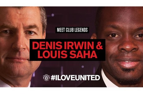 Manchester United's #ILOVEUNITED Back To Enthrall Fans With A Live Screening of Premier League