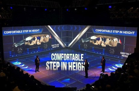 Mahindra Marazzo Launch Flawlessly Conceptualised by Mantra Events