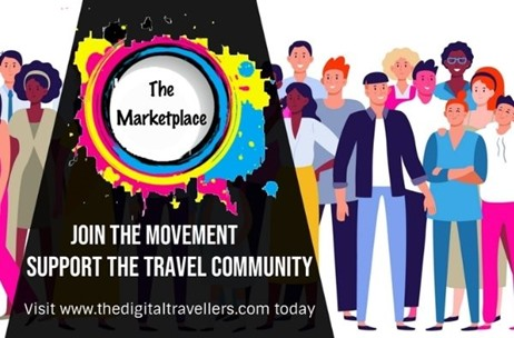 The Digital Traveller and BRANDit Announce 'The Marketplace' to support Non-Travel Businesses