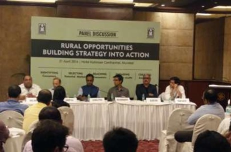 MART Hosts Rural Opportunities Panel Discussion on 'Building Strategy Into Action' in Mumbai