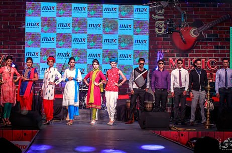 Max Winter Collection Unveiled at Alive India in Concert Season IV