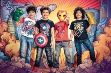 Avengers Have Assembled at Max Kids Fest - An integrated Campaign