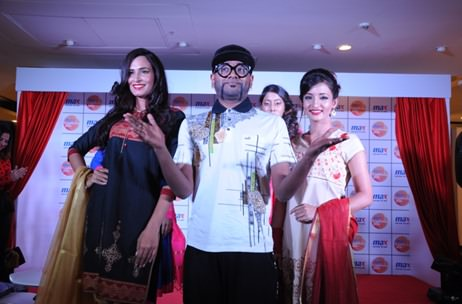 MAX Unveils Festive Collection with Benny Dayal