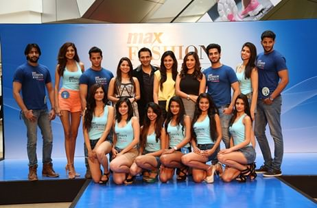 Fountainhead manages Max Fashion Icon India 2015